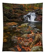 Autumn Streams In Tamworth Tapestry