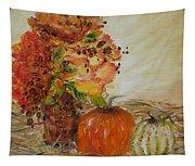 Autumn Sunrise Tapestry