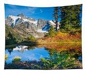 Autumn Tarn Tapestry