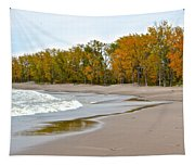 Autumn Tides Tapestry