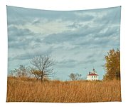 Autumn Twilight Pano Tapestry