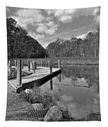 Autumn Without Color Tapestry