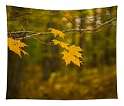 Autumns Fast Approach Tapestry