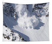 Avalanche II Tapestry