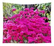 Azalea Bush Tapestry