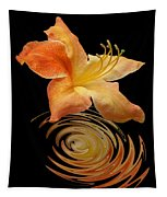Azalea Ripples Vertical Tapestry