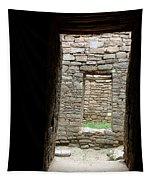 Aztec Doorway Tapestry