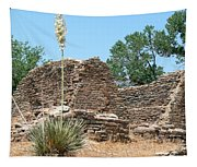 Aztec Ruins National Monument Tapestry