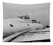 B17 Bomber Tapestry
