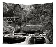 Babcock Grist Mill No. 1 Tapestry