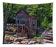 Babcock State Park Tapestry