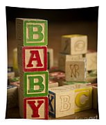 Baby Blocks Tapestry
