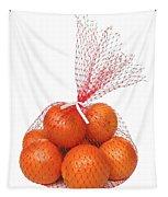 Bag Of Oranges Tapestry