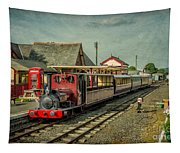 Bala Lake Railway Tapestry