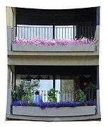 Balconies 4 Tapestry