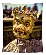 Bali Dancer 1 Tapestry