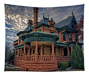 Ball Eddleman Mcfarland House Tapestry