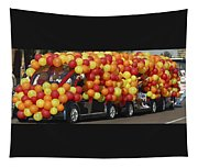 Balloon Car Tapestry