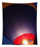 Balloon-glowpurple-7710 Tapestry