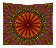 Balloon Kaleidoscope Tapestry
