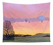 Balloon Race Tapestry
