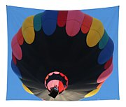 Balloon Square 1 Tapestry