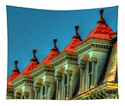 Balloon Top Tapestry