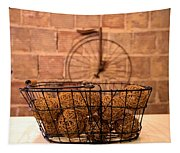 Balls In The Basket Tapestry