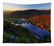 Balsams Sunset Tapestry