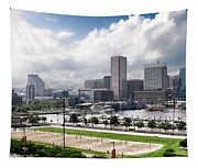 Baltimore Maryland Tapestry