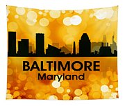 Baltimore Md 3 Tapestry