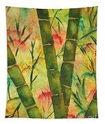 Bamboo Garden Tapestry