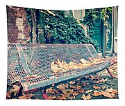 Banc Public Tapestry