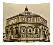 Baptistry - Florence Italy Tapestry