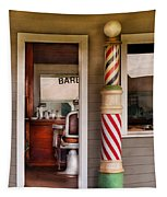 Barber - I Need A Hair Cut Tapestry