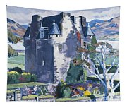 Barcaldine Castle Tapestry