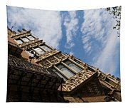 Barcelona's Marvelous Architecture - Avenue Diagonal Facade Tapestry