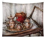 Barista - Tea Set - Morning Tea  Tapestry