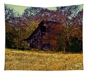 Barn And Diamond Reo-featured In Barns Big And Small Group Tapestry