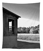Barn Corner Tapestry