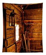 Barn Tools Tapestry