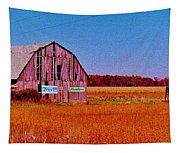 Barn Van Dyke Tapestry