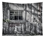 Barn Window Tapestry