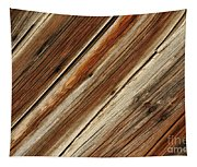 Barn Wood Detail Tapestry