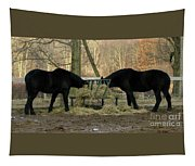 Barnyard Beauties Tapestry