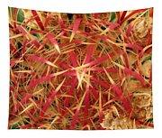 Barrel Cactus Tapestry