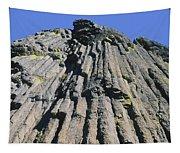 M-a5607-basalt Columns On Pilot Rock Tapestry