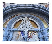 Basilica Of Our Lady Of Lourdes Tapestry