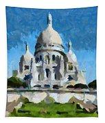 Basilica Sacred Heart- Paris Tapestry