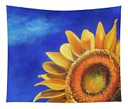 Basking In The Sun Tapestry